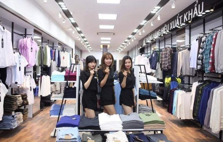 Chi phí mở shop quần áo khoảng bao nhiêu tiền?