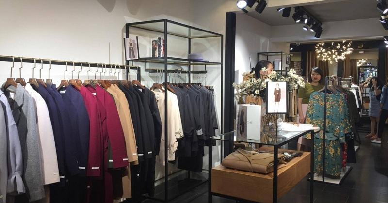 Chi phí mở shop quần áo