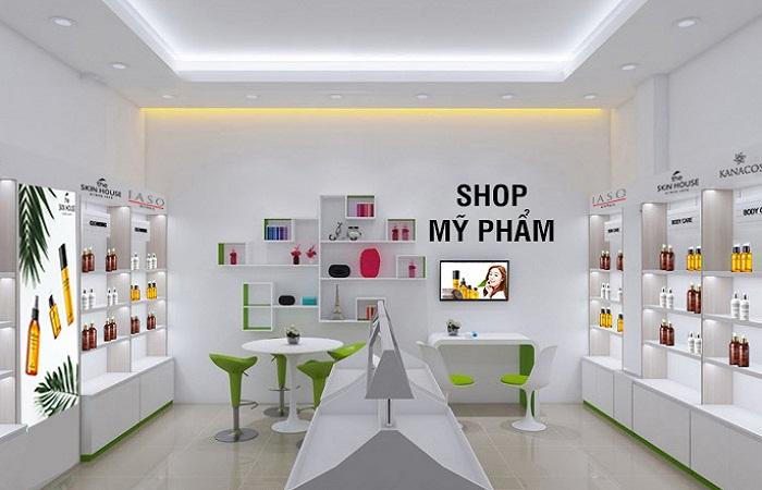 Có nên mở cửa hàng bán mỹ phẩm?