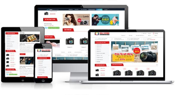 Công ty làm website bán hàng giá rẻ ở đâu?