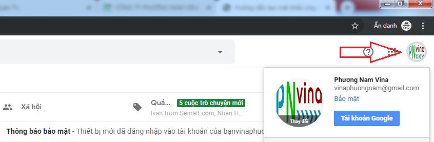 Hướng dẫn cách tạo mật khẩu ứng dụng Gmail