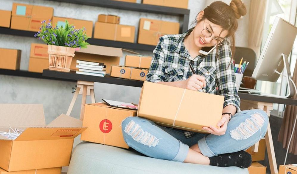 Những ý tưởng kinh doanh online tại nhà mới lạ