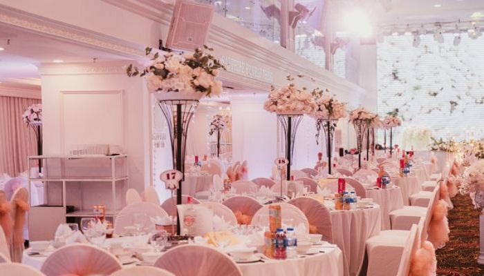 Quy trình kinh doanh nhà hàng tiệc cưới