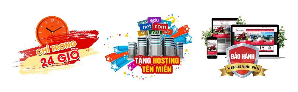Thiết kế web tại Thái Bình