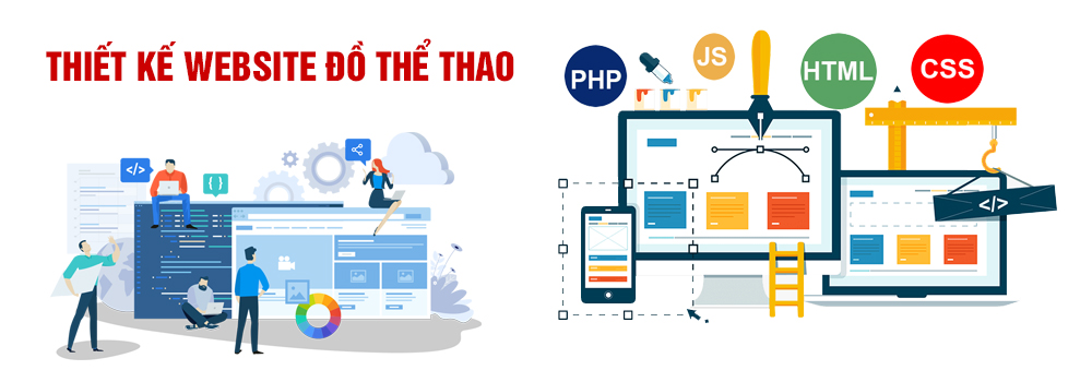 Thiết kế website thể thao
