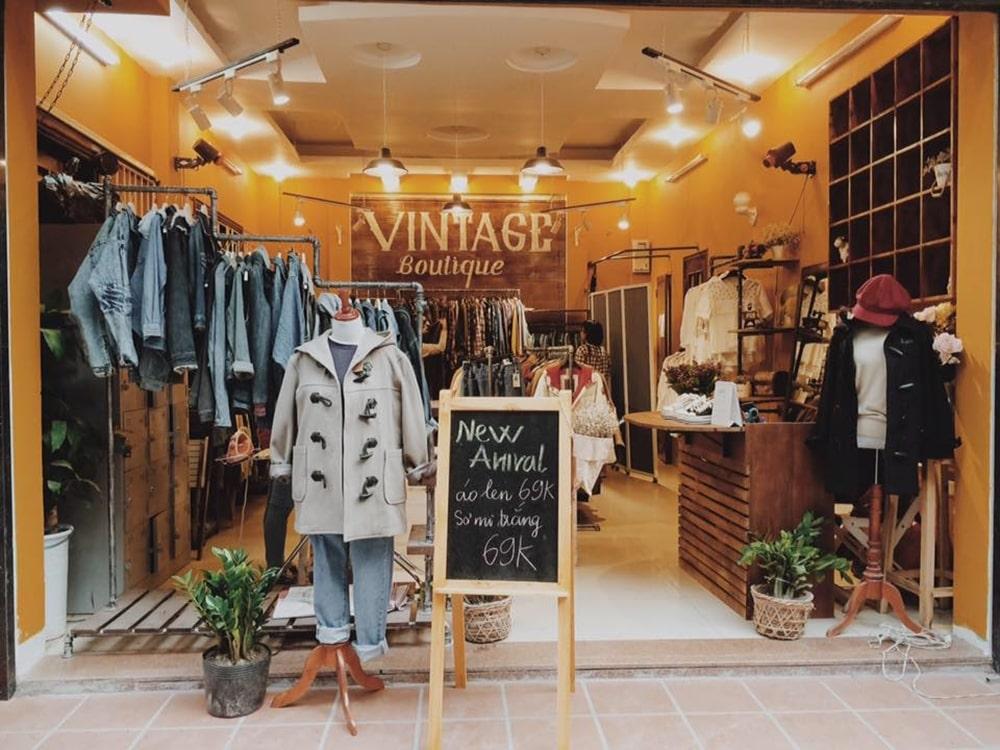 Thời điểm khai trương shop thời trang