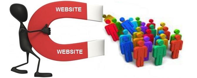 Trang website là gì?