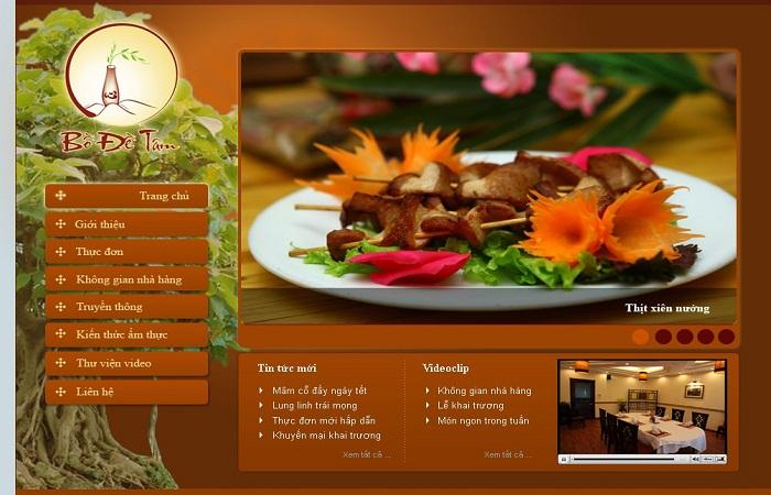 Ý tưởng marketing cho nhà hàng ẩm thực hiện quả
