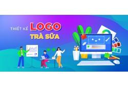 Thiết kế logo Trà sữa