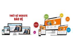 Thiết kế website bảo vệ