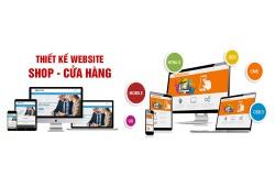Thiết kế website cửa hàng