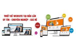 Thiết kế website tại Đắc Lắc