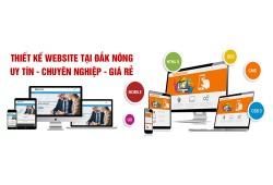 Thiết kế website tại Đắc Nông