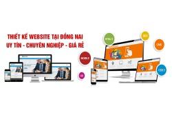 Thiết kế website tại Đồng Nai