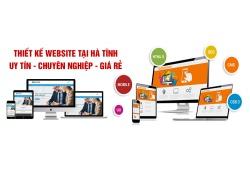 Thiết kế website tại Hà Tĩnh