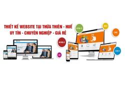 Thiết kế website tại Thừa Thiên Huế