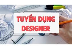 Tuyển Nhân Viên Thiết kế / Designer